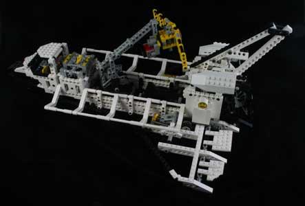 lego technic space shuttle 8480 ebay - photo #11